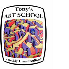 Tony's Art School
