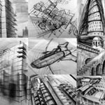 Perspective Art Tutorials -Tony O'Regan