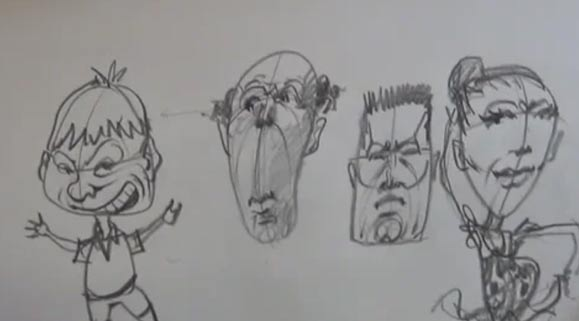 Face Muscles and Caricature - Manikin Head, 5 of 5